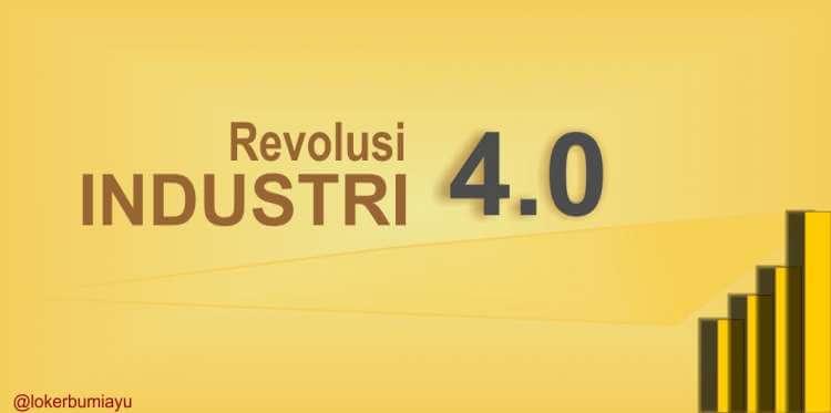 Potensi Revolusi Industri 4.0 bagi Ekonomi Indonesia