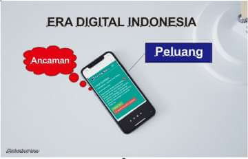 Perubahan Nyata di era digital Ancaman Atau Peluang