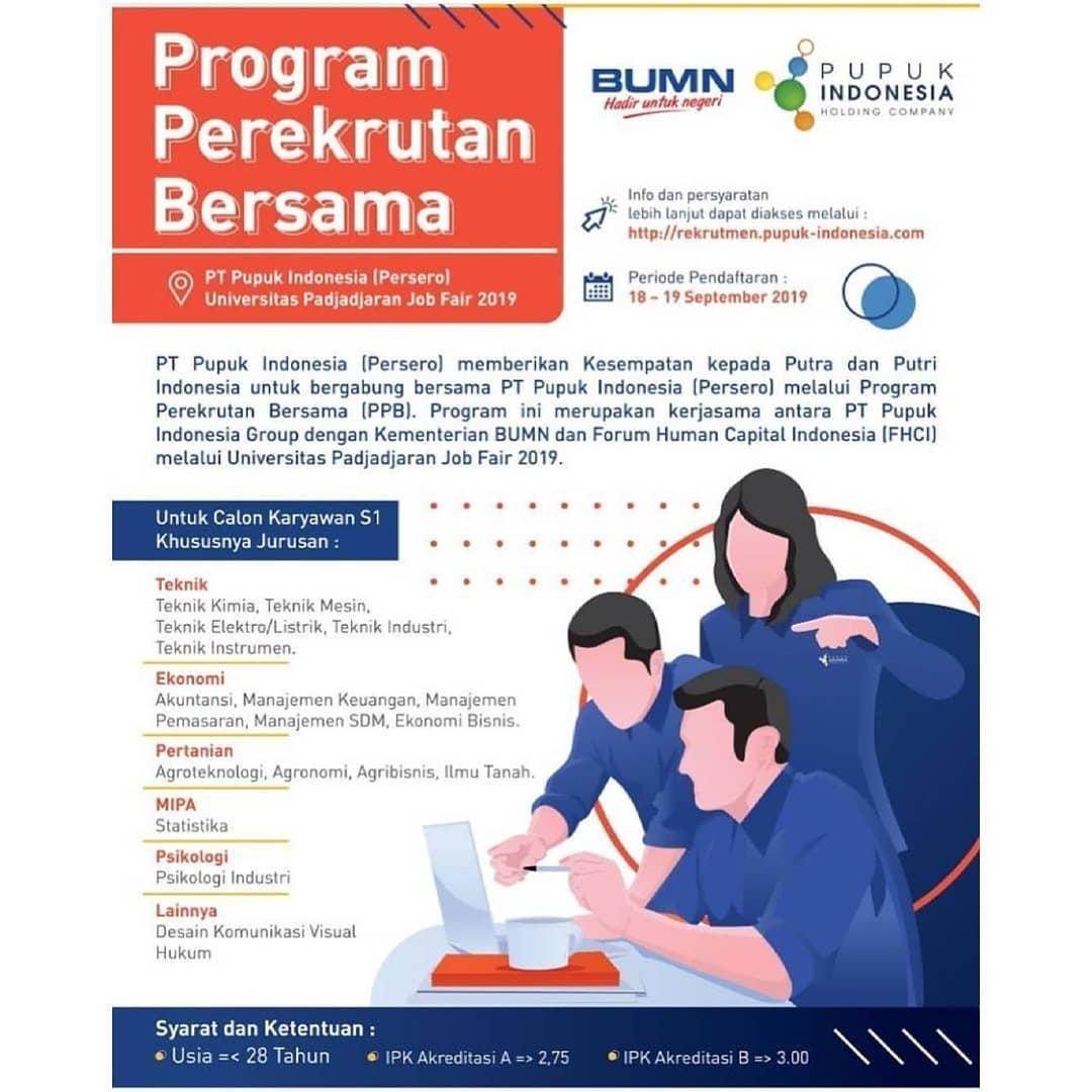 PT Pupuk Indonesia Holding Company Persero