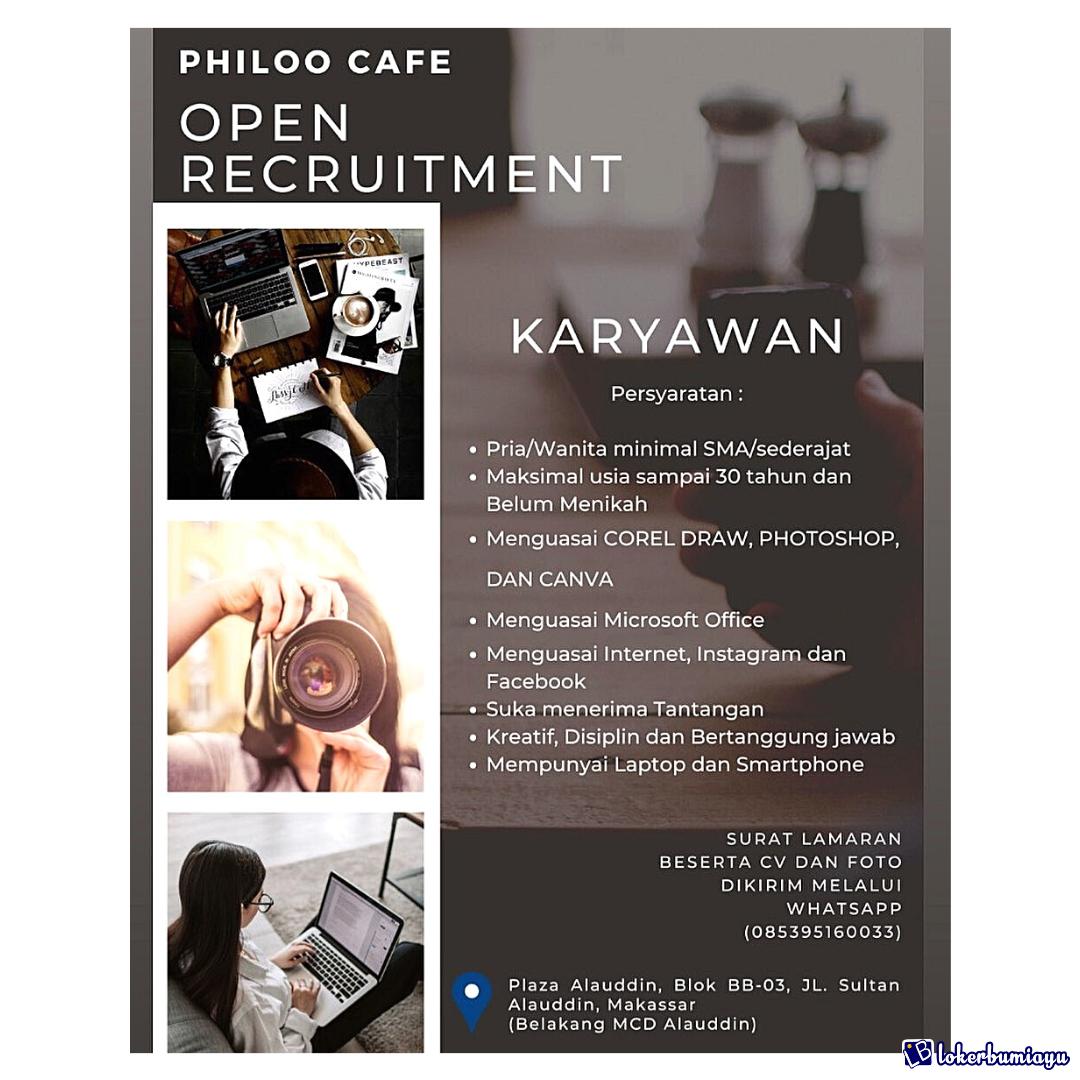 Philoo Cafe Makassar