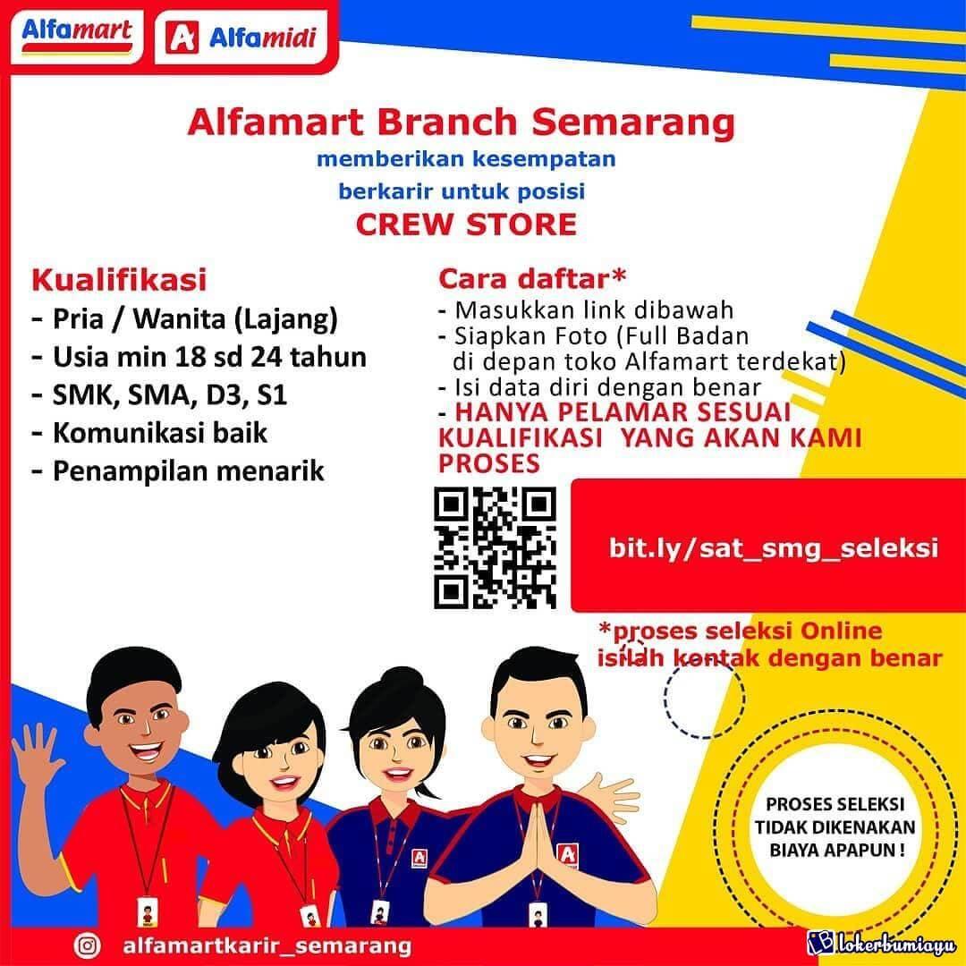 Alfamart Branch Semarang