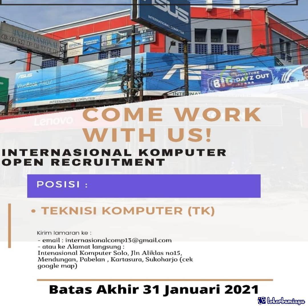 Internasional Komputer