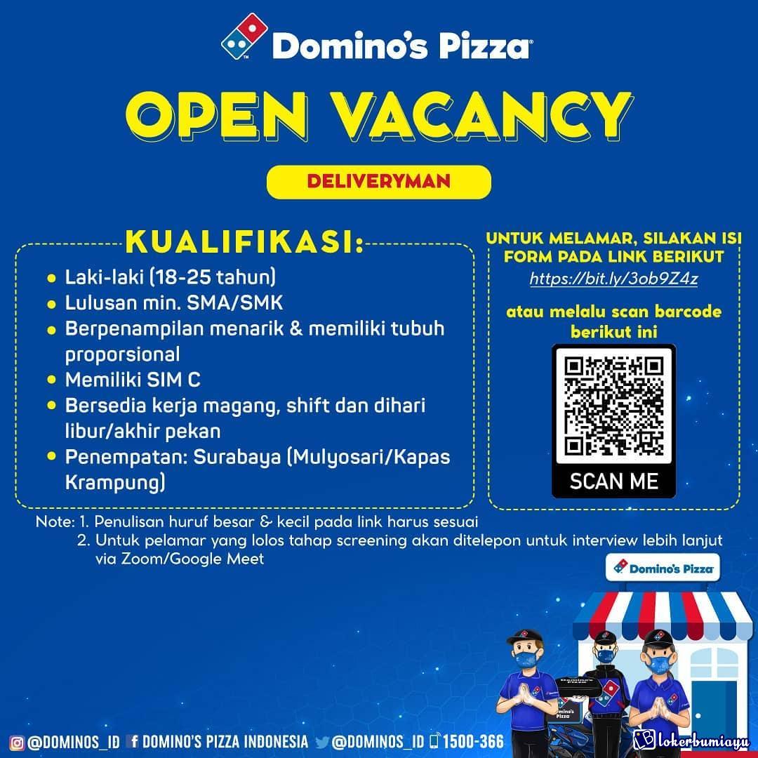 Dominos Pizza Surabaya