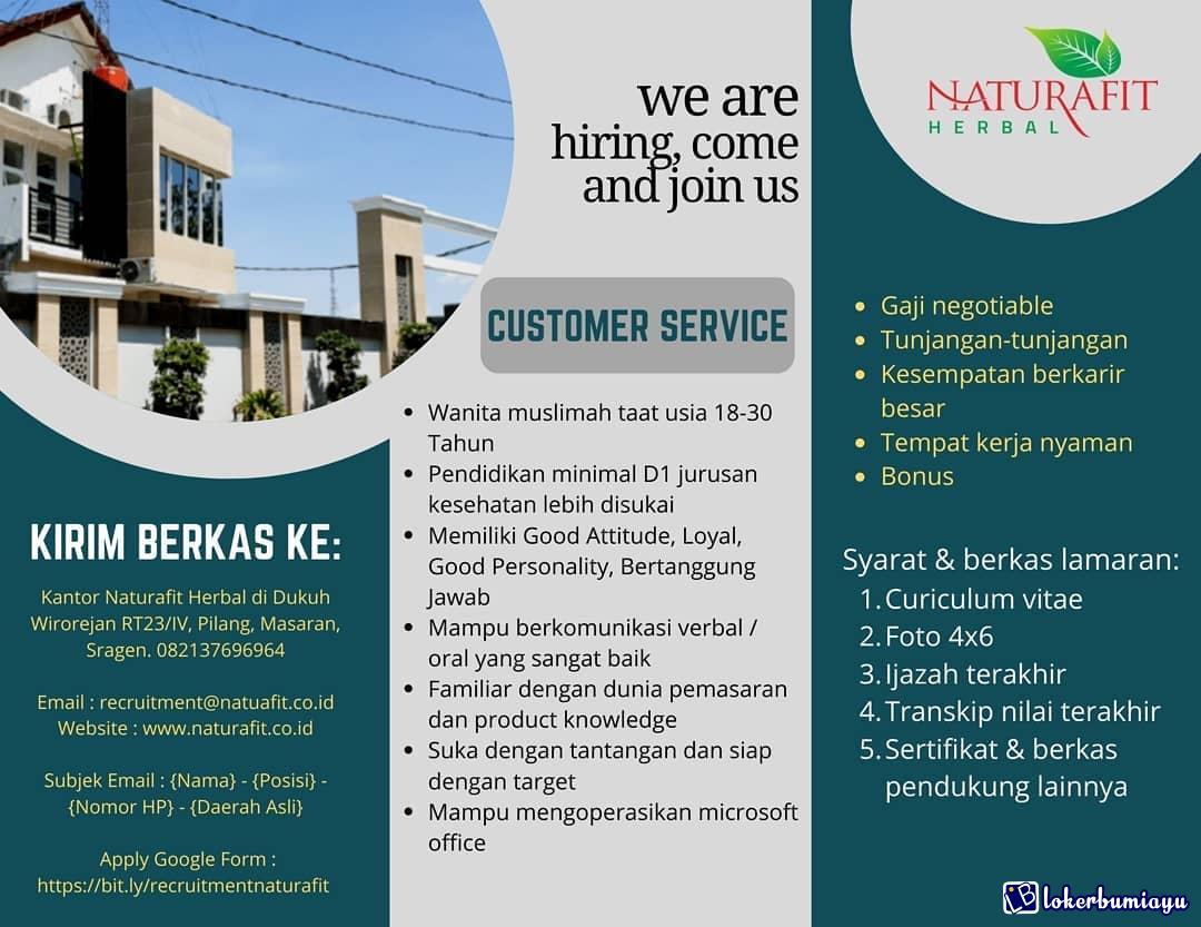 CV Naturafit Thibbunnabawi