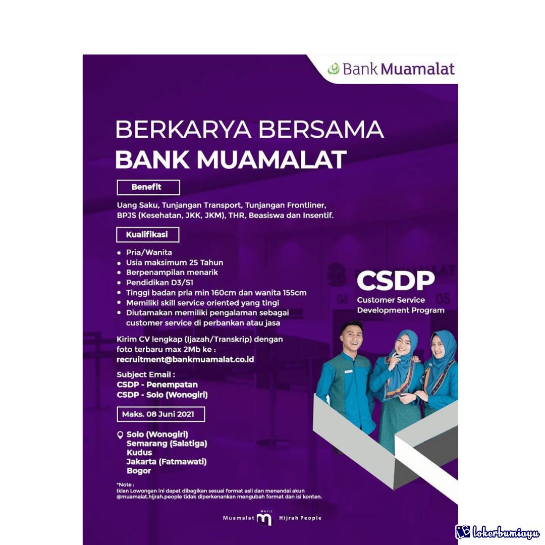 Lowongan Kerja Di Surakarta Jawa Tengah Juli 2021