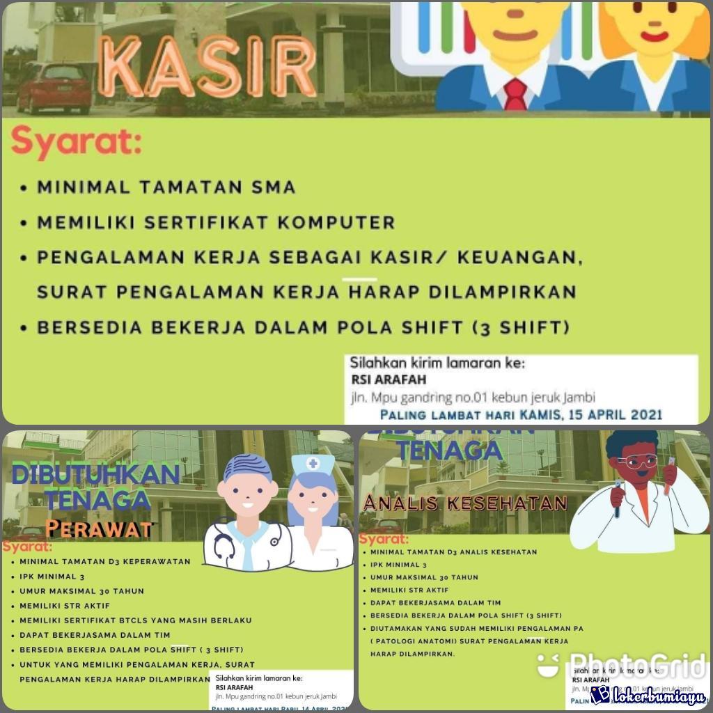 RS Islam Arafah Jambi
