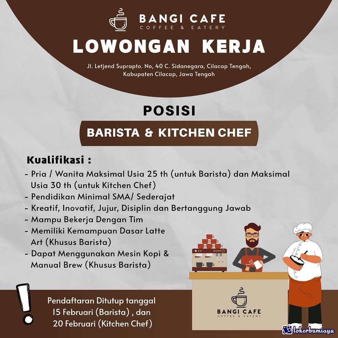 BANGI CAFE CILACAP