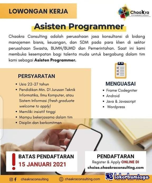 Lowongan Kerja Di Surabaya Jawa Timur Februari 2021