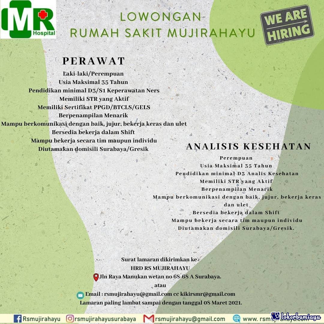 RS Muji Rahayu Surabaya