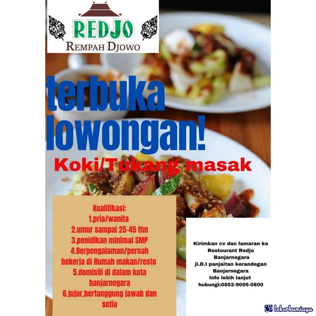 Restourant Redjo Banjarnegara