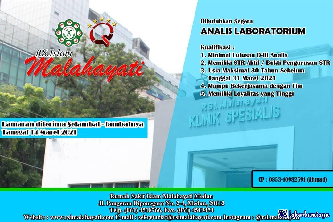 RS Islam Malahayati Medan