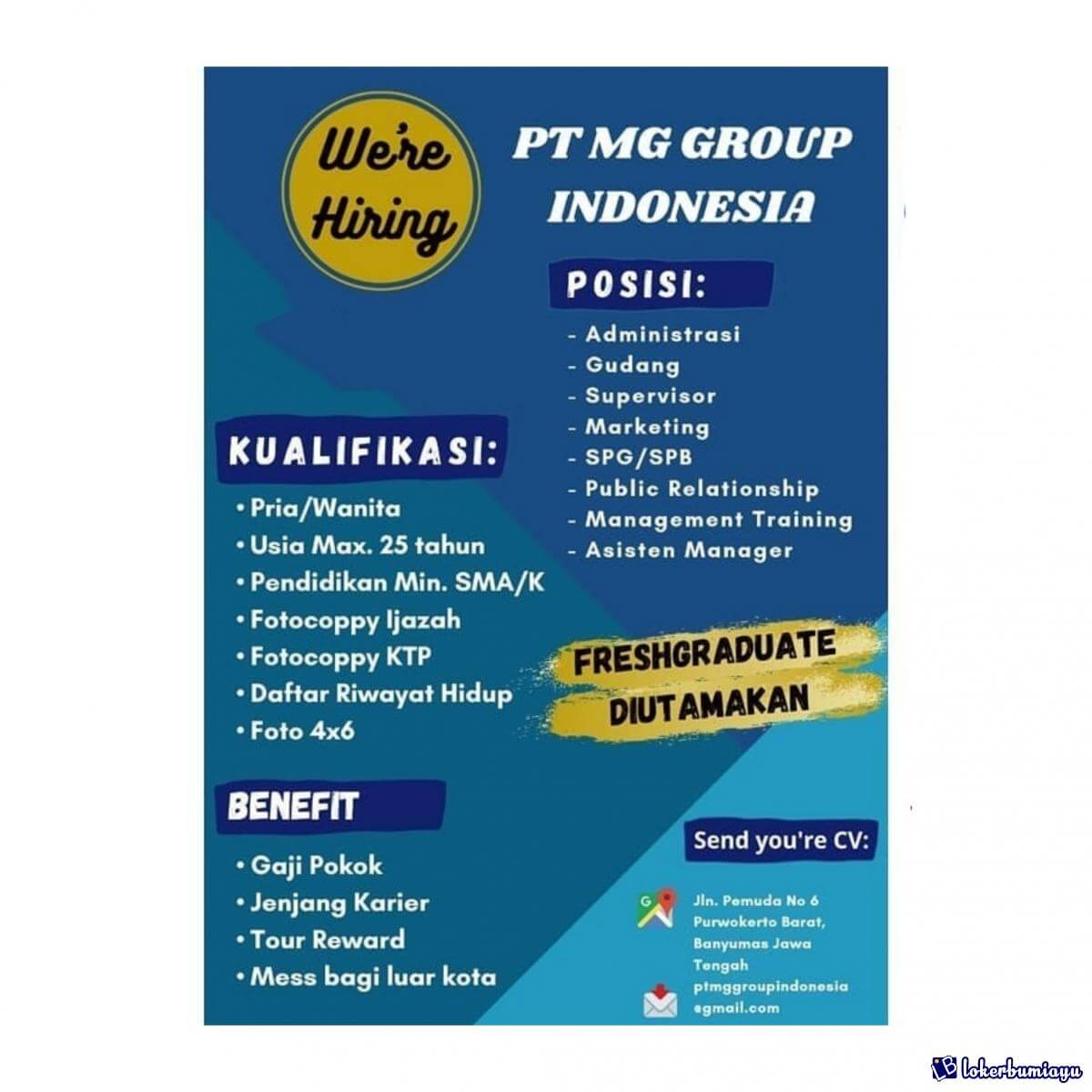 PT MG Group Indonesia
