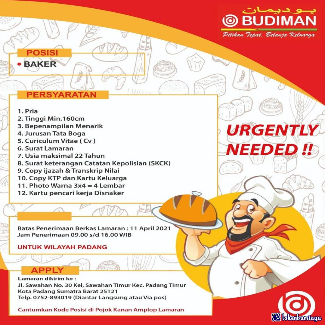Budiman Swalayan Padang