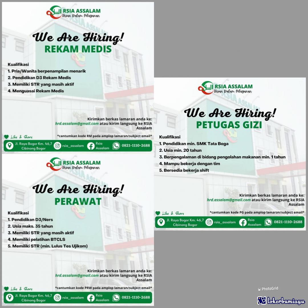 RSIA Assalam Bogor