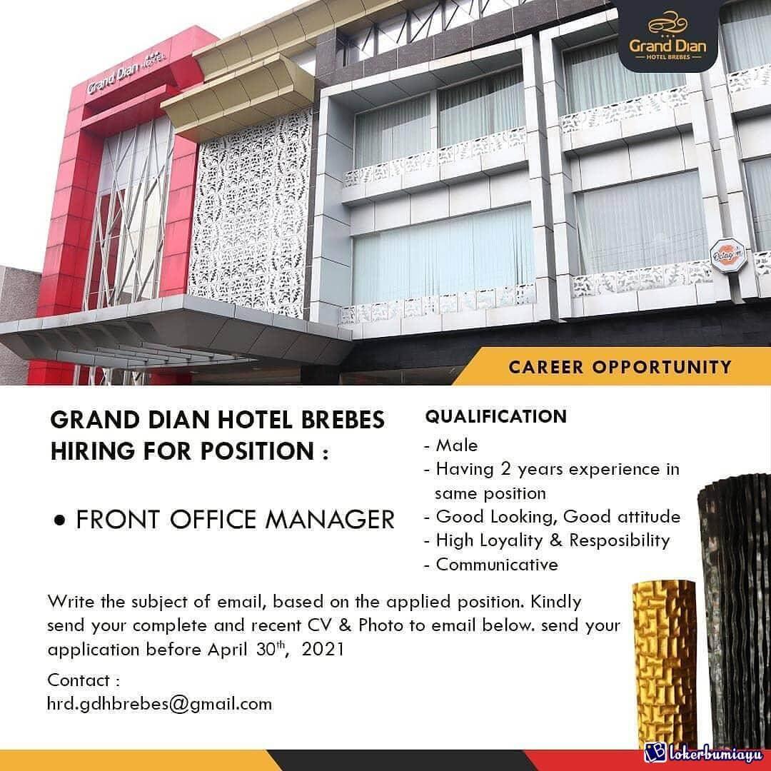 Grand Dian Hotel Brebes