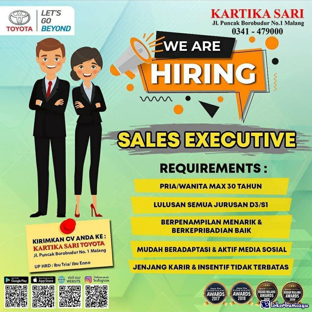 Lowongan Kerja di Malang, Jawa Timur Februari 2021