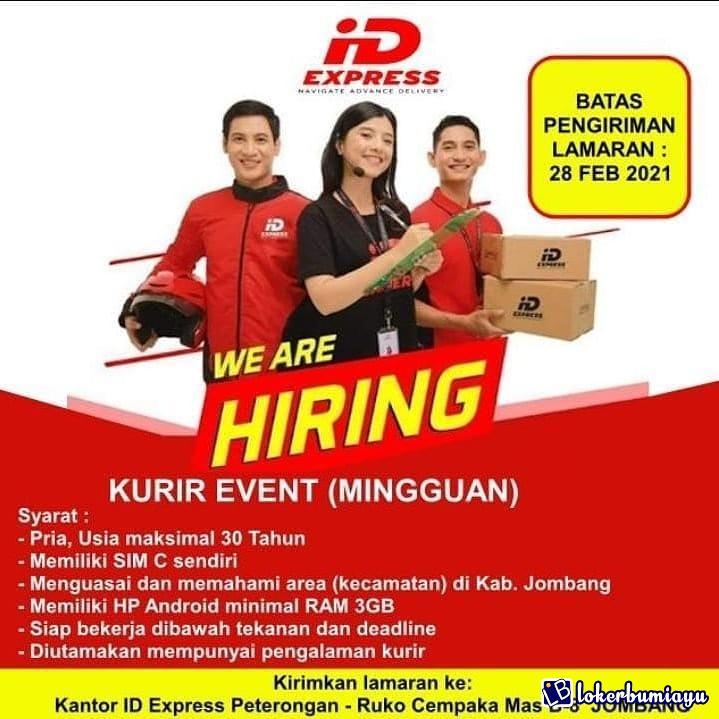 ID Express Jombang