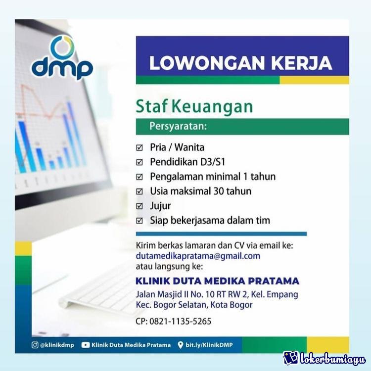 Klinik Duta Medika Pratama Bogor