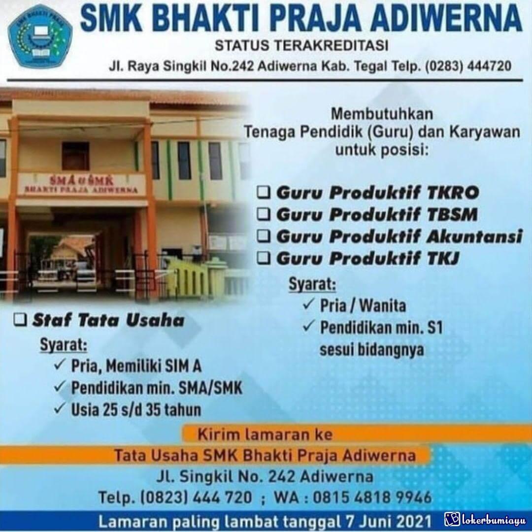 SMK Bhakti Praja Adiwerna