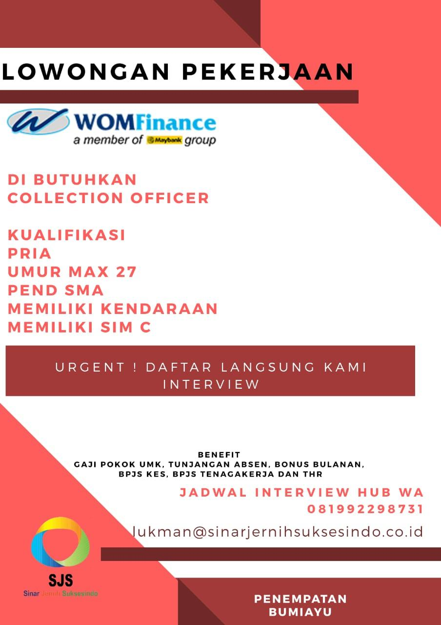 Wom Finance Bumiayu