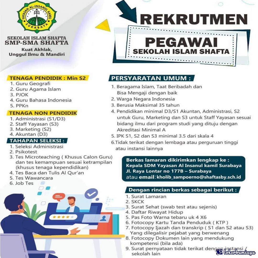 Sekolah Islam Shafta Surabaya