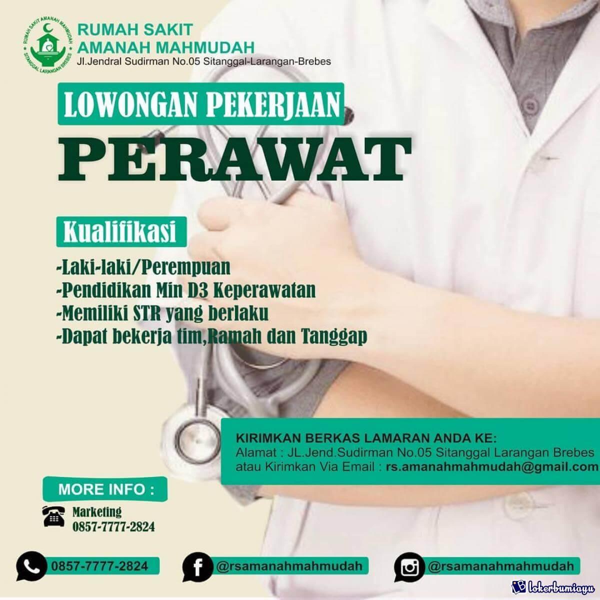 RS Amanah Mahmudah Brebes