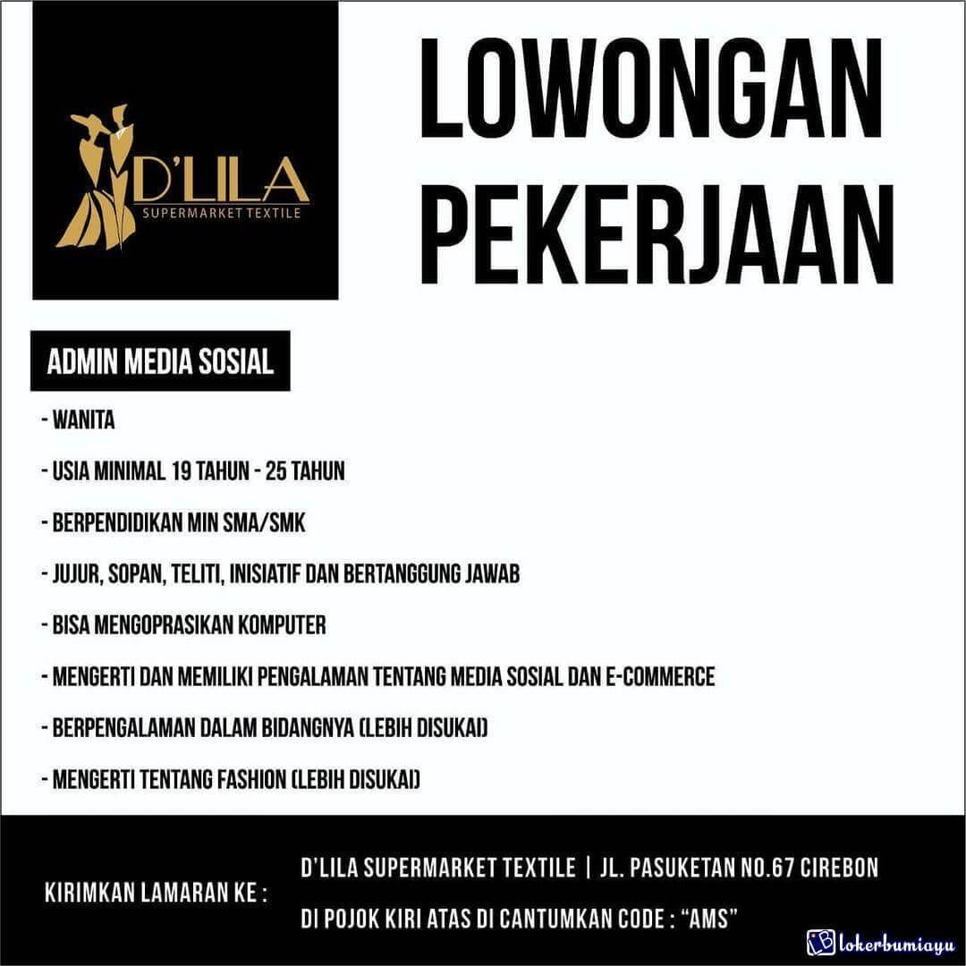 D lilla Supermarket Tekstil Cirebon