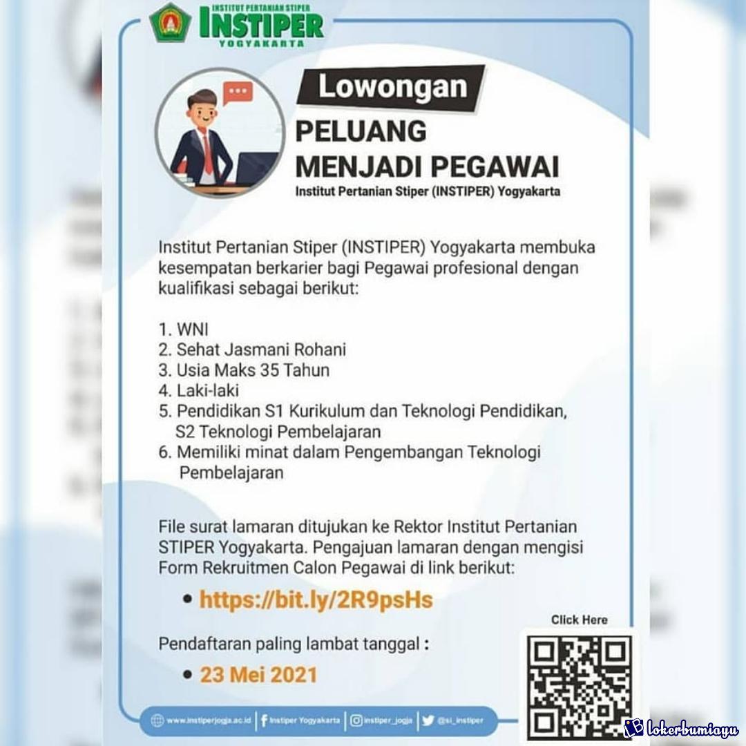 Institut Pertanian Stiper Yogyakarta