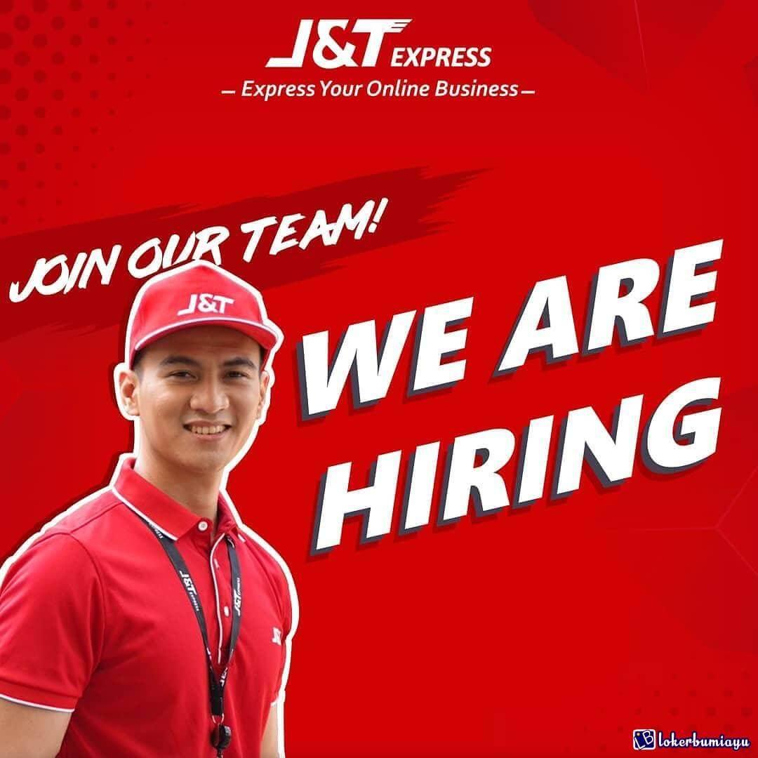 JNT Express Jawa Timur