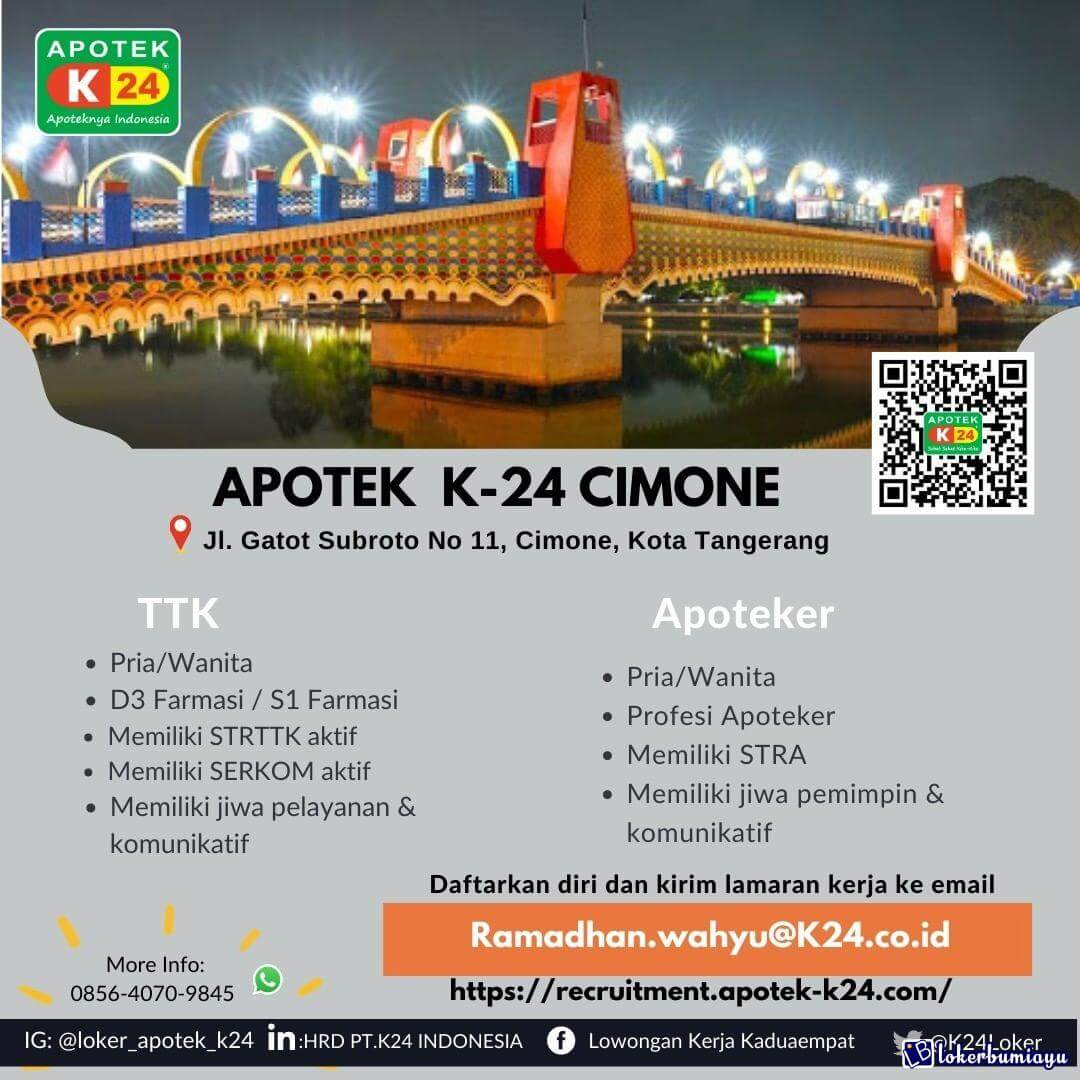 Apotik K24 Cimone