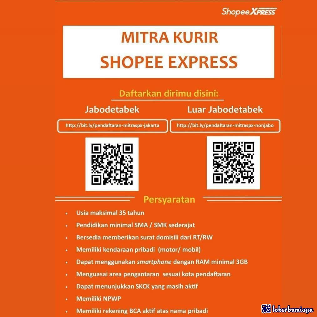 Shopee Express Sumatera Barat
