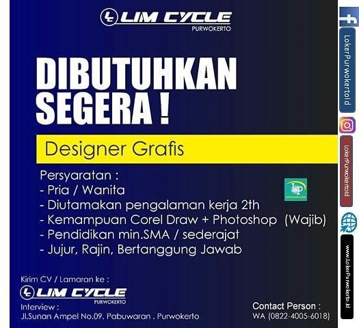 Lim Cycle Purwokerto