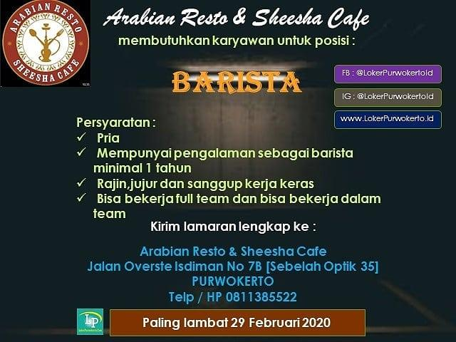 Arabian Resto Sheesha Cafe