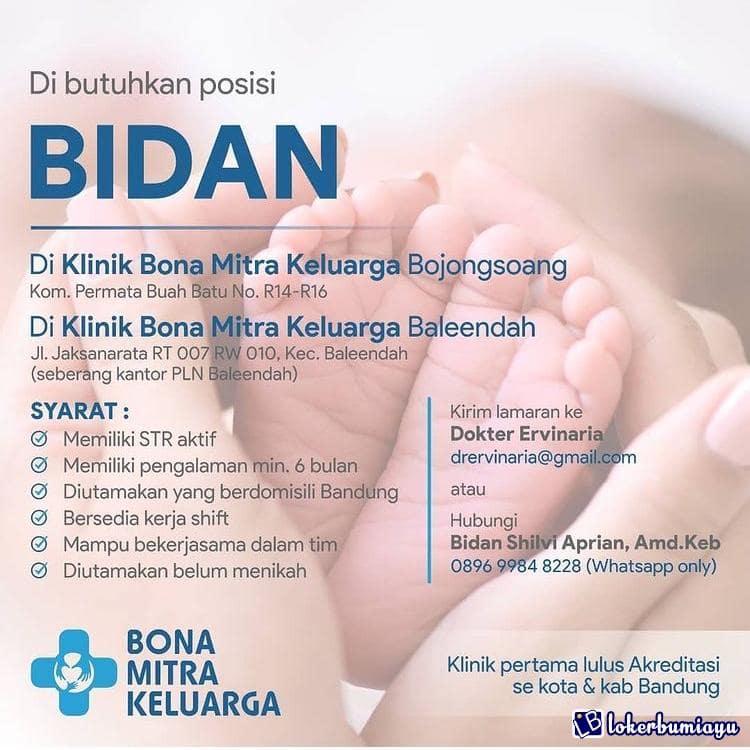 Klinik Bona Mitra Keluarga Bandung