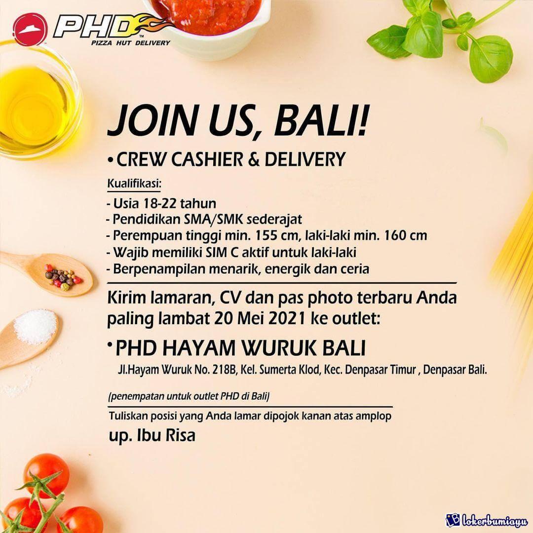 PHD Bali
