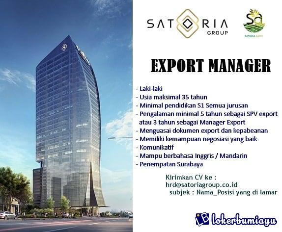 Satoria Group Surabaya