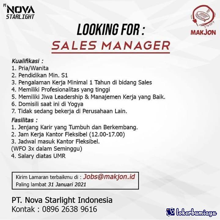 PT. Nova Starlight Indonesia