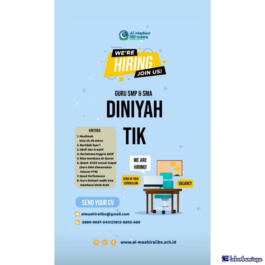 Al Maahira IIBS Malang