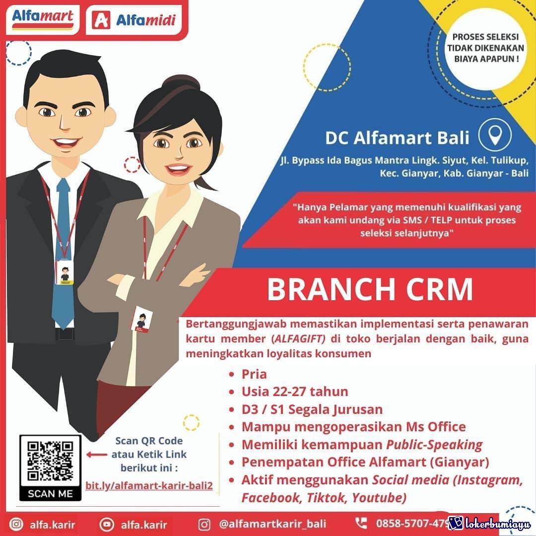 DC Alfamart Bali