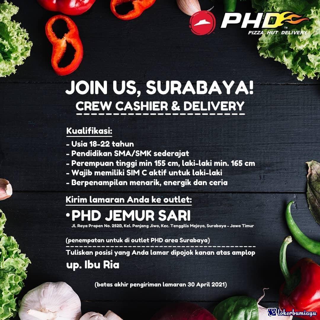PHD Surabaya