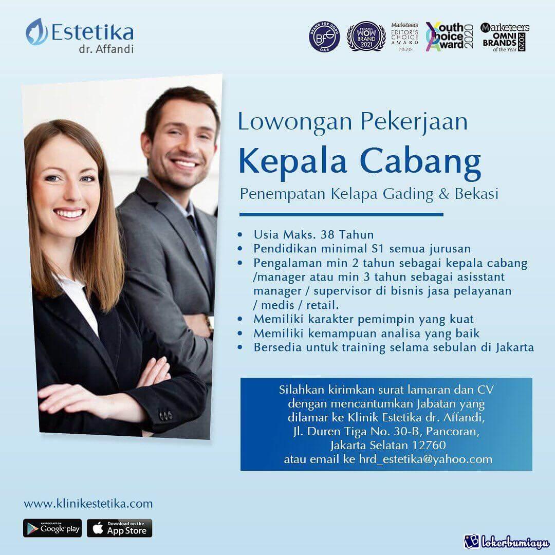 Klinik Estetika dr Affandi Jakarta