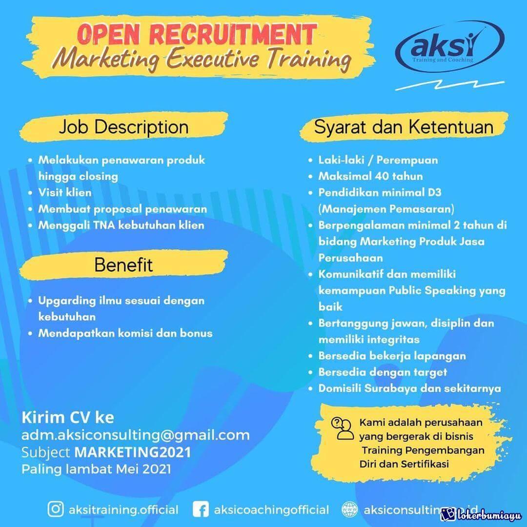 Lowongan Kerja Surabaya April 2021 Lokerkarta Com