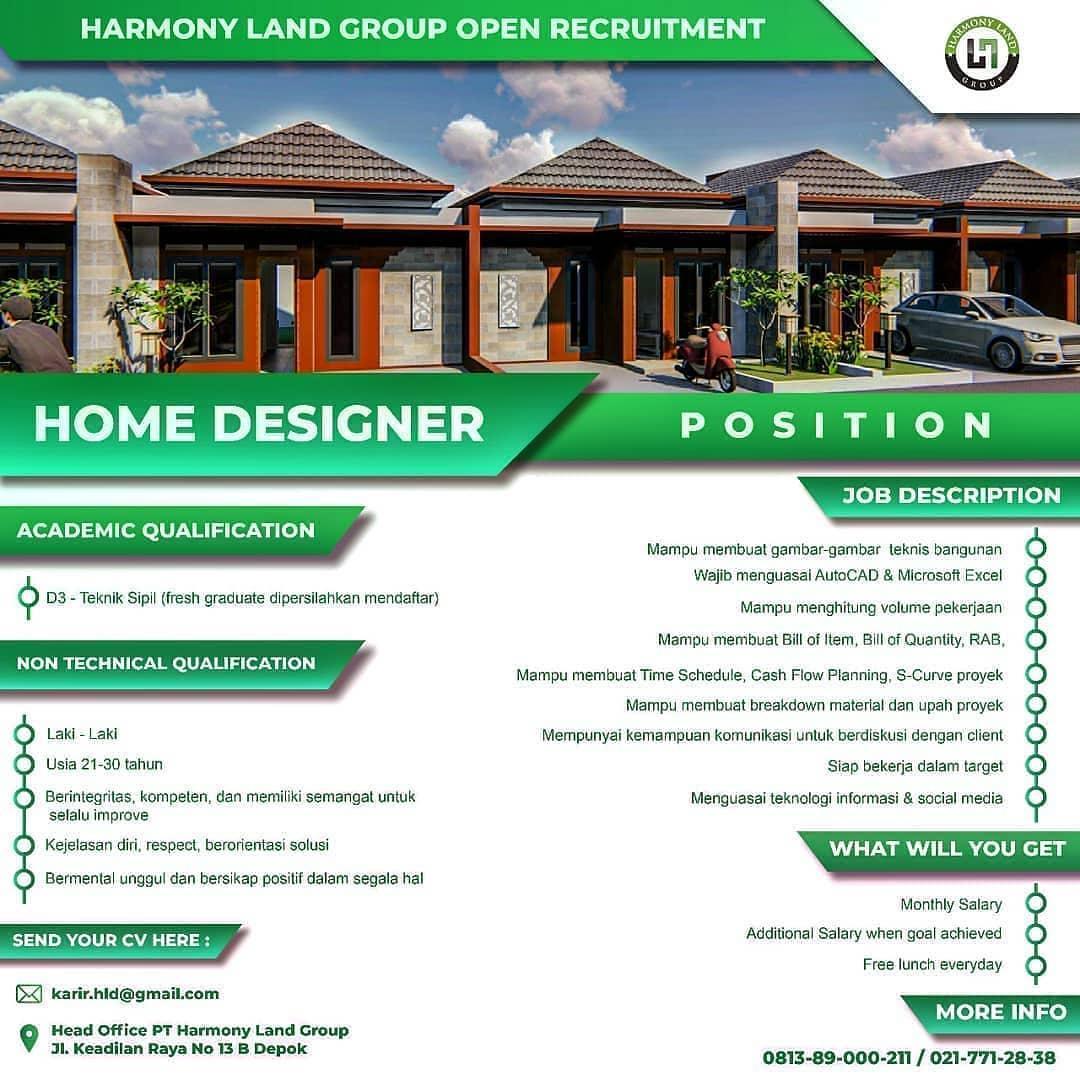 PT Harmony Land Group