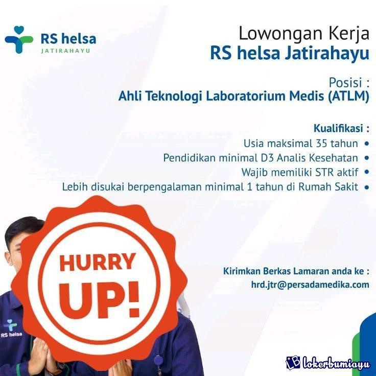 RS Helsa Jatirahayu Bekasi