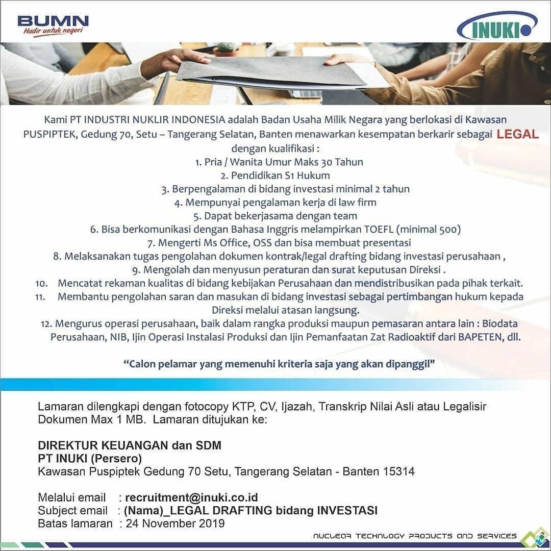 PT. Industri Nuklir Indonesia