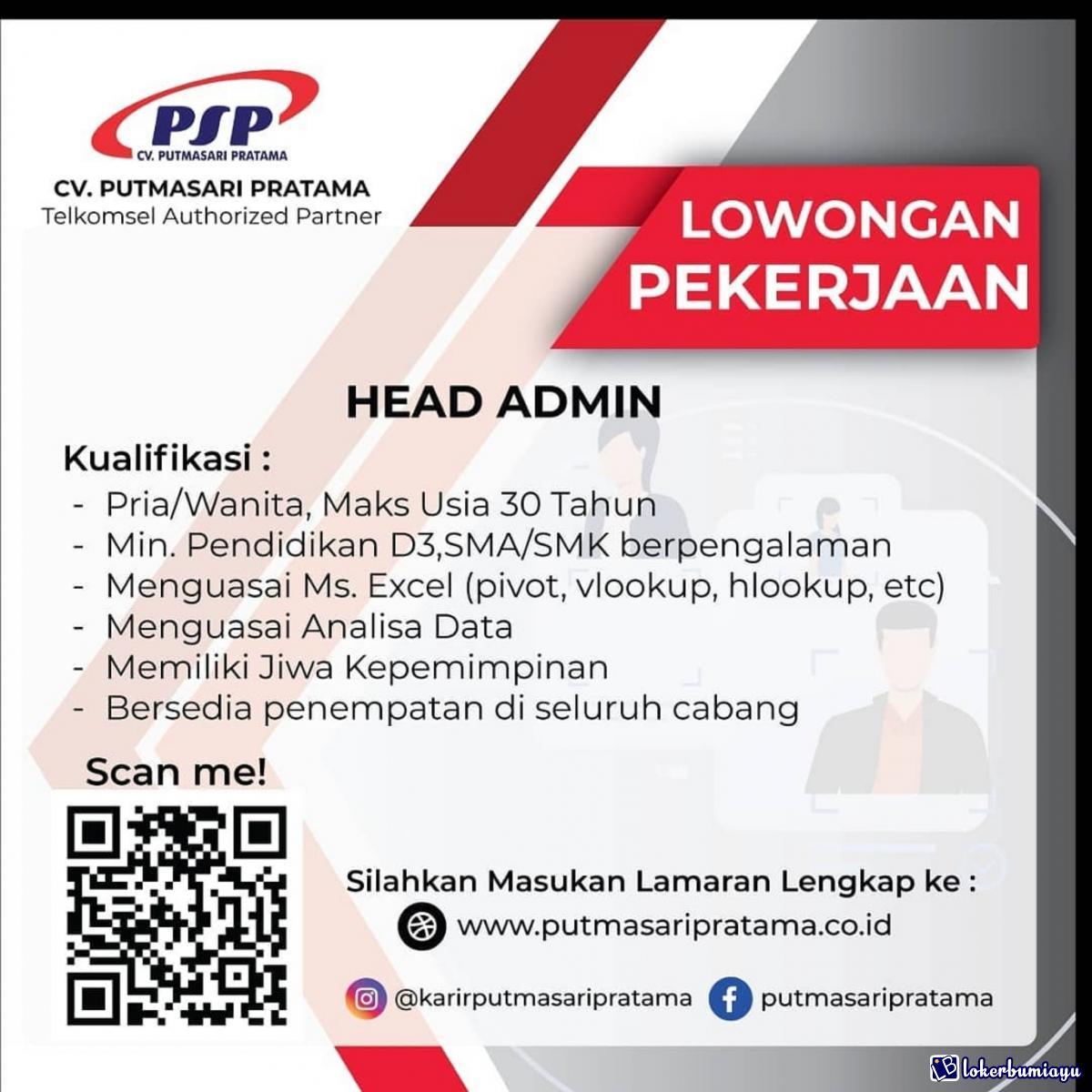 CV Putmasari Pratama