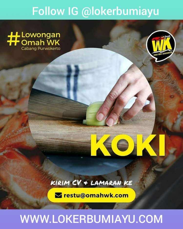 Omah WK Resto Cabang Purwokerto