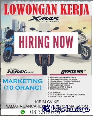 Yamaha Lancar Langgeng Banjarnegara