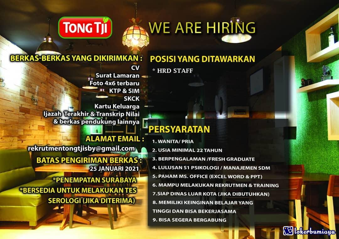 PT. Tong Tji Tea Indonesia