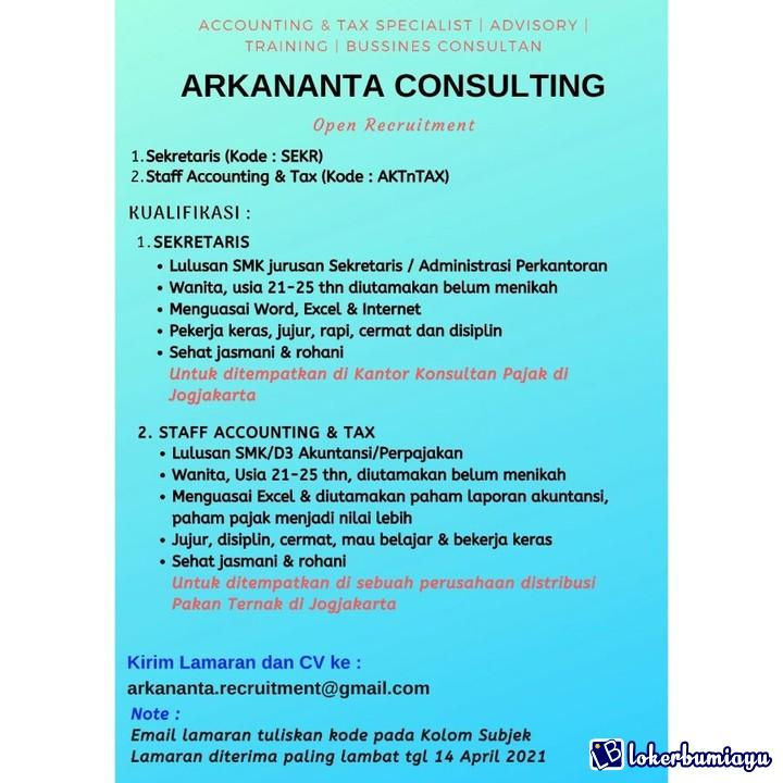 Arkanata Consulting